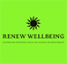 Renew Wellbeing Naturopathic Nutritional Advice